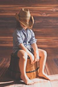 Fotografia dziecięca, portret, sesja studyjna
