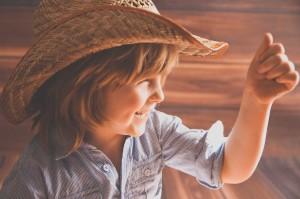 Fotografia dziecięca, sesja studyjna, portret