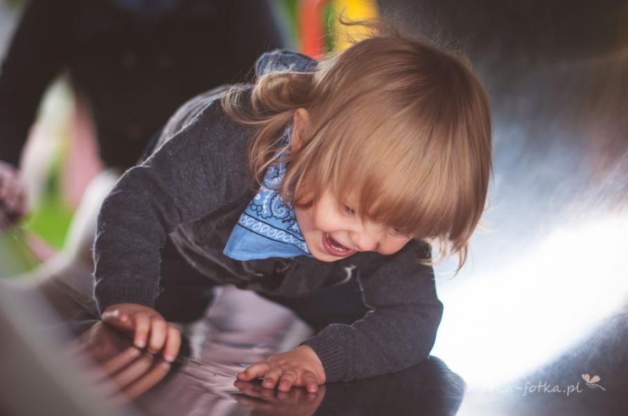 Fotografia dziecięca, reportaż