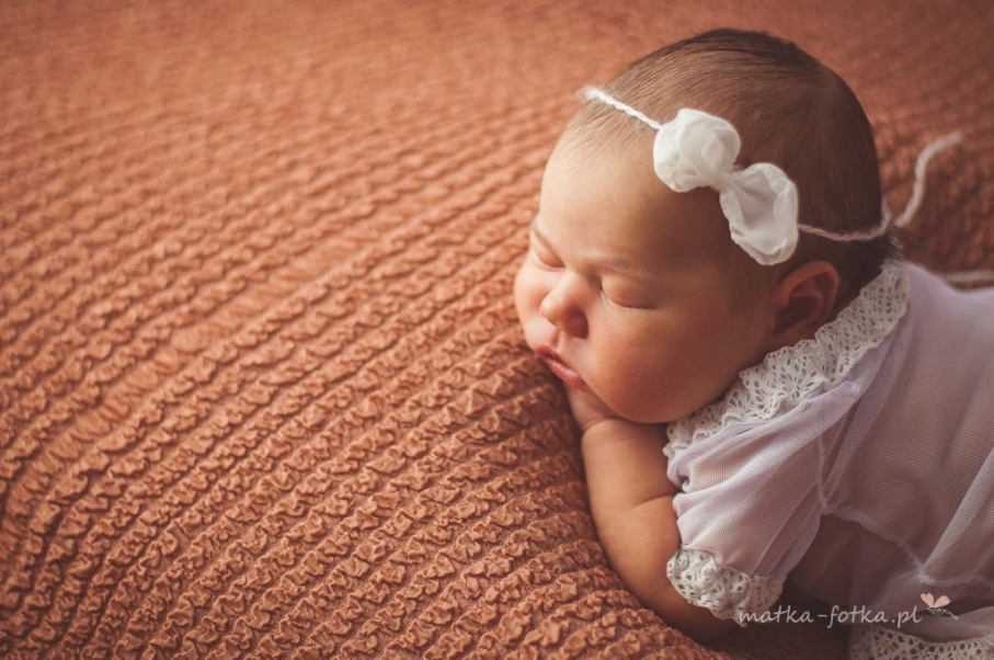 fotografia noworodkowa, portret