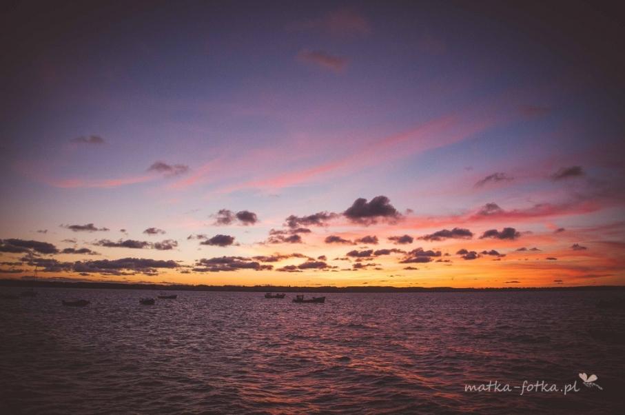 fotografia krajobrazu, morze
